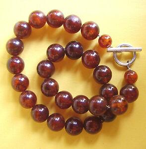 【送料無料】アクセサリー ネックレス アンブル884  collier perles resine couleur ambre