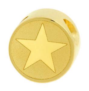 【送料無料】アクセサリー ネックレス ペンダントステンレススチールernstes design evia ciondolo an828 con stella inciso acciaio inox