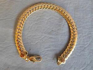 【送料無料】アクセサリー ネックレス ブレスレットグルメプラークゴールデンbracelet gourmette femme fille plaque or jaune maille anglaise golden 8 mm