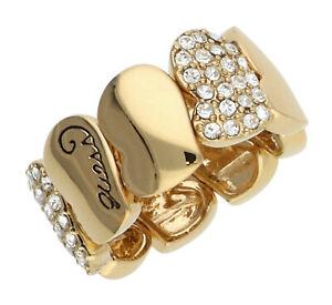 【送料無料】アクセサリー ネックレス リングゴールドguess donna dito anello oro ubr80911