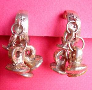 【送料無料】アクセサリー ネックレス クリップ2417  boucles doreilles clips a pendeloques