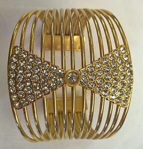 【送料無料】アクセサリー ネックレス カフブレスレットマルゲリータビンテージデザインbracciale braccialetto firmato margherita buonanno design vintage metallo dorato