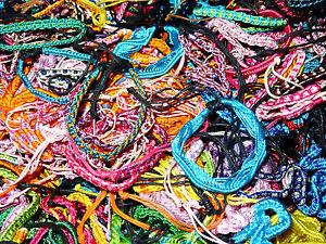 【送料無料】アクセサリー ネックレス lot 50 bracelets brsiliens de lamiti revendeur grossiste bijoux