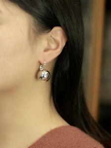 送料無料 アクセサリー ネックレス シルバーイヤリングパールクラスorecchini argentato dormeuse grandi perla metallo 20 mm semplice class dd13XZkiuP
