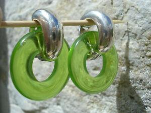 【送料無料】アクセサリー ネックレス ヴィンテージアガサクリップパテbelles boucles doreilles vintages griffees agathaclipspate de verre