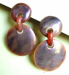 【送料無料】アクセサリー ネックレス クリップブーフ870  boucles doreille clips en corne de boeuf