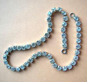 【送料無料】アクセサリー ネックレス 1250 collier strass 5 mm1250  collier  strass 5 mm