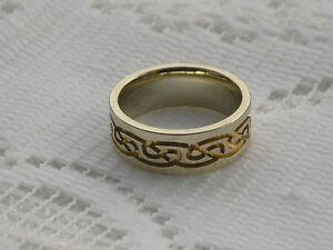 【送料無料】ネックレス ゴールドリンググラムサイズbeautiful, ornate 18ct gold ring 82 grams size m 12