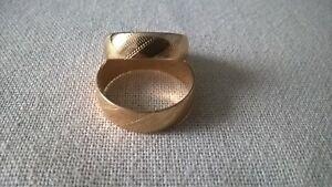【送料無料】ネックレス イエローゴールド9ct yellow gold wedding ring