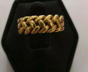 【送料込】 【送料無料 keeper】ネックレス ゴールドキーパーリングサイズ listinga qr beautiful 18ct size gold keeper ring size qr, 丸福靴店-アメ横:01d42b2b --- newplan.com