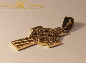 送料無料 ネックレス レディースソリッドセルティックゴールドグラムクロスペンダントladies large solid celtic cross pendantin 9ct gold extra large 115 grams 20970wP8nmyOvN