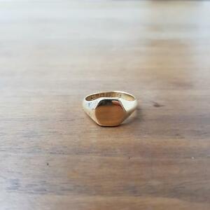 一番人気物 【送料無料 67g】ネックレス signet イエローゴールド18ct yellow gold signet ring ring 67g, ここち屋:4c96d7c9 --- briefundpost.de