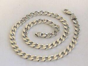 送料無料 ネックレス スターリングシルバースクエアチェーンインチグラムuk 925 sterling silver square curb chain 52cm205 inches 634 gramsBeWdxQCro