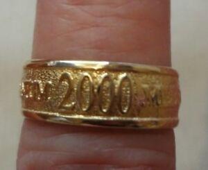 送料無料 激安通販ショッピング ネックレス 9ct gold 安い millenium ring9ct ring