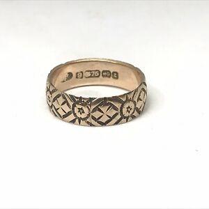 送料無料 ネックレス 9ctケルトリング 新作からSALEアイテム等お得な商品 新生活 満載 サイズo9ct gold celtic ring size o