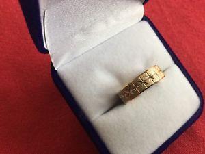 送料無料 ネックレス 国産品 ソリッドゴールドリングデザインサイズグラム9ct solid ファッション通販 gold ring star weight design size o light 42 grams