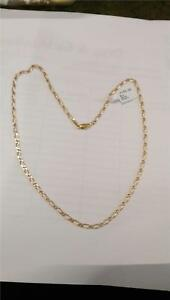 <title>男女兼用 送料無料 ネックレス ゴールドチェーン9ct gold chain</title>