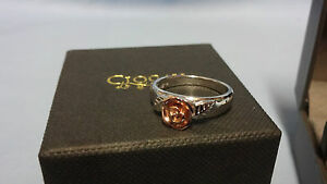 <title>送料無料 ネックレス ウェールズシルバーローズゴールドロイヤルローズリングサイズ¥タイプwelsh clogau silver amp; rose gold royal roses 正規品 ring size n rrp 139 type 2</title>