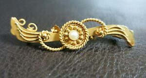 <title>送料無料 ネックレス ゴールドシードパールピンブローチexcellent 14ct gold 人気 おすすめ and seed pearl pin brooch</title>