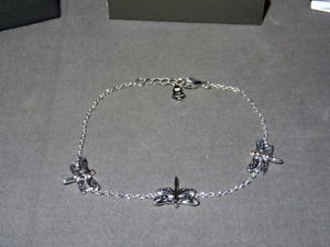 最新アイテム 送料無料 送料無料でお届けします ネックレス ウェールズシルバーローズゴールドブレスレット¥ welsh clogau silver amp; damselfly gold bracelet 119 rose rrp