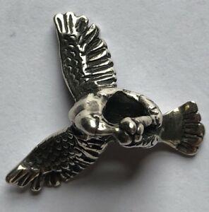 【送料無料】ネックレス authentic sterling silver trollbeads wings of freedom