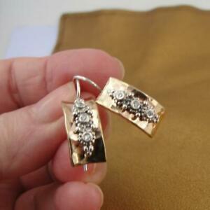 <title>送料無料 ネックレス ハダルデザイナーkローズゴールドスターリングシルバージルコンフープイヤリングhadar designers 9k rose gold 925 格安激安 sterling silver zircon j hoop earrings</title>