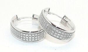 送料無料 ネックレス ホワイトゴールドフープイヤリング9ct hallmarked polished white ジュエリー・アクセサリー  gold starshine 22mm x 17mm oval hoop earrings