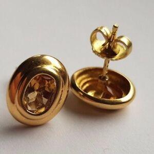 送料無料 ネックレス イヤリングstunning 18ct gold earringsf6gyYb7