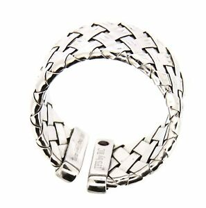 <title>送料無料 ネックレス シーズンロベルトコインリング5th season by roberto coin 定番から日本未入荷 woven ring rrp 275</title>