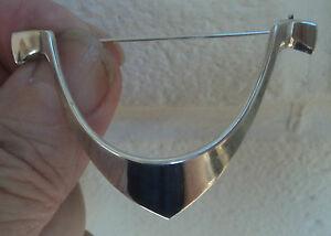送料無料 ネックレス 注文後の変更キャンセル返品 ノルウェーモダニストブローチプラスデザインノルウェートーンヴィーゲランnorwegian sterling 限定特価 silver modernist brooch vigeland of design plus norway tone