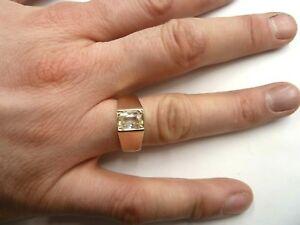 送料無料 ネックレス 激安 激安特価 送料無料 ソリッドゴールドゲントホワイトサファイアリングサイズグラム9ct solid gold gents white 手数料無料 12 ring size sapphire 66 grams u