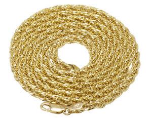 日本最大級の品揃え 送料無料 ネックレス SALENEW大人気 kイエローゴールドトスカーナロープチェーンネックレスインチ