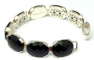 【送料無料】ネックレス トーマスマジックノアールオニキスブレスレットスターリングシルバーthomas sabo magic noire onyx bracelet 925 sterling silver a99002411m