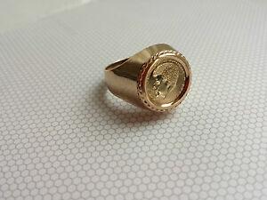 送料無料 ネックレス セットヴィンテージ14ctジョンfケネディコインメダルリングvintage 14ct solid gold john f kennedy cointokenmedal ring in a solid setting4qRjL5c3A