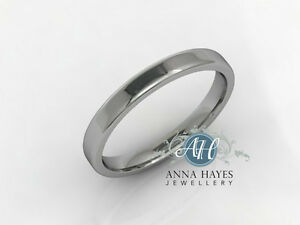 ネックレス 25mm18ctホワイトゴールドトップリングrrp23935グラム25mm 18ct white gold ladies flat top ring handmade genuine rrp 239 35 grams