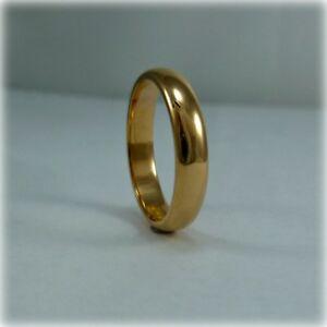 ネックレス ヴィンテージゴールドvintage 22ct gold wedding ring, 1929 hallmark