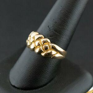 ネックレス キーパーリングwi1 18ct lattice keeper ring 66grams 20049251b