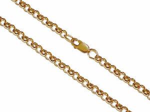 世界有名な 【送料無料】ネックレス イエローゴールドベルチャーチェーンfully hallmarked 9ct yellow gold 22 belcher chain, ギフトの専門店 スマイルギフト 54016f73