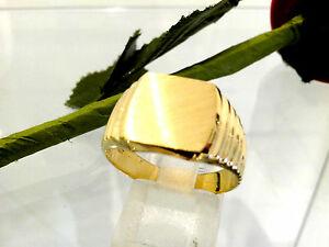【送料無料】ネックレス kイエローゴールドゴールドsignet ring 18k yellow gold 7501000 gold
