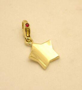 【送料無料】ネックレス パスクアーレbruniイェローゴールド charm for bracelet pasquale bruni shaped star yellow gold discounted