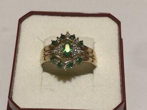 【送料無料】ネックレス 9kゴールド59k gold ring 5