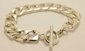 【送料無料】ネックレス タスコメキシコスターリングシルバーチェーンブレスレットセンチtaxco, mexican 925 sterling silver curb chain bracelet 59g, 20cm, 79