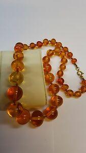 贈物 送料無料 ネックレス 超人気 専門店 グラデーションネックレスネックレスオレンジネックレス