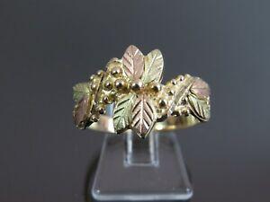 素晴らしい価格 【送料無料】ネックレス gold ヴィンテージローズイエローゴールドベリーリーフリングvintage 9ct rose amp; yellow rose gold amp; berry amp; leaf ring 1998:hokushin, 大人女性の:2249b099 --- daftarfoodizz.id