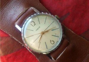 【送料無料】 腕時計 pobeda 2609ロシアヴィンテージussrrare wristwatch pobeda 2609 russian vintage watch ussr