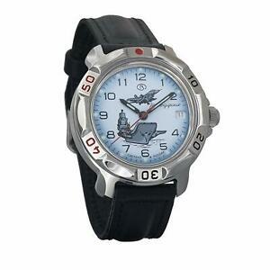 【送料無料】 腕時計 ヴォストークロシアфкьнウォッチvostok komandirskie 811982 2414 military russian фкьн navy commander watch