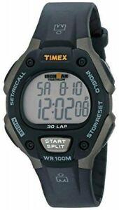 【送料無料】 腕時計 メンズラップアラームクロノグラフtimex t5e901, mens ironman 30lap resin watch, alarm, indiglo, chronograph