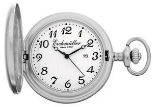 【送料無料】 腕時計 ポケットネックレスアナログデータクオーツシルバー