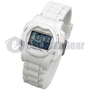【送料無料】 腕時計 ミニアラームアラームキッズホワイト#vibralite mini 12 alarm small vibrating reminder watch kids *white* vmswh 26