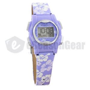 【送料無料】 腕時計 ミニアラームvibralite mini 12 vibrating alarm watch, kids purple flower small vmlpl 22